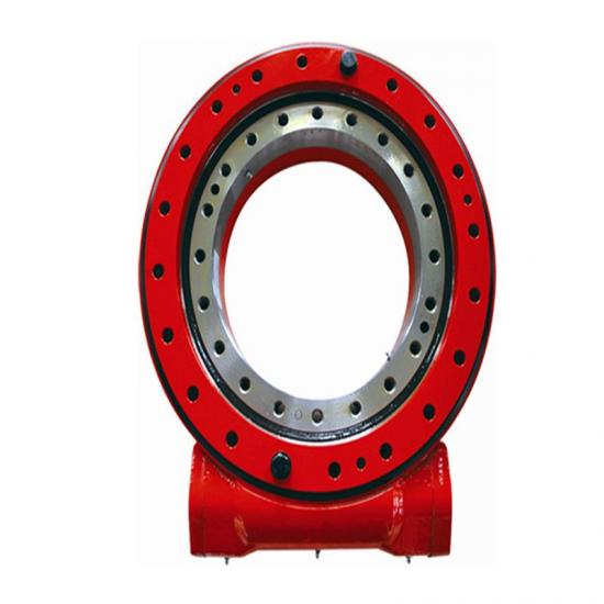 17 inch Horizontal  Red  Slewing Drive