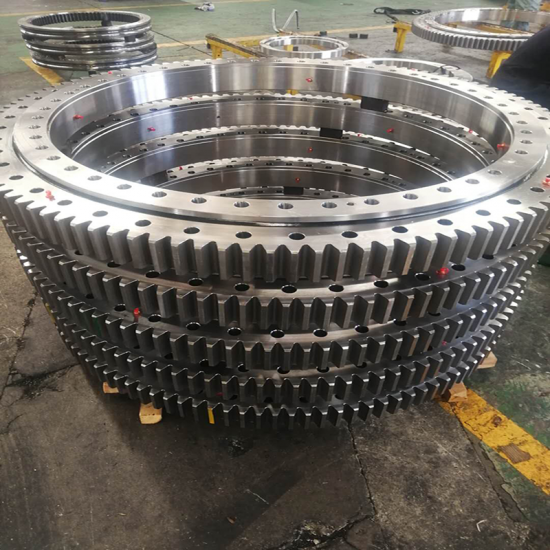 Good Quality L-type Slewing Ring