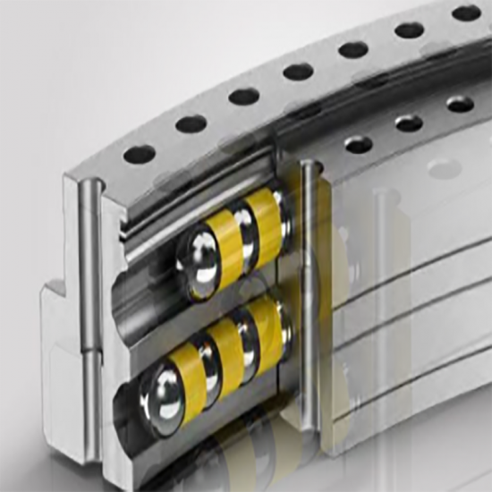 Cross Roller Slewing Bearing Application