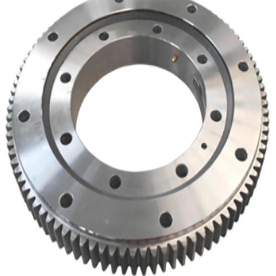 Good Ball Slewing Bearing With Pinion Gear